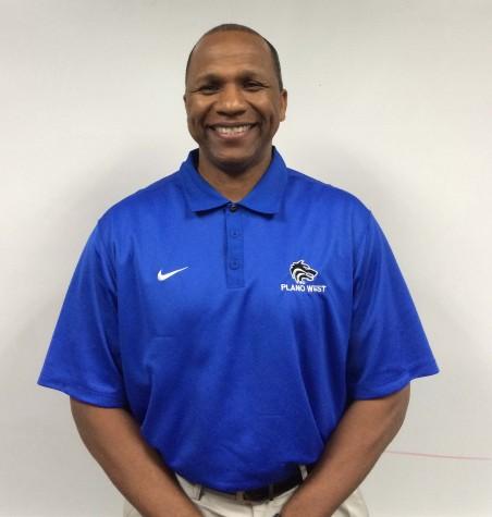 Coach Anthony Morgan