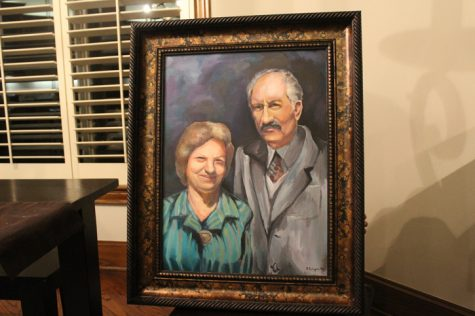 Artist Continues Legacy of Grandfather