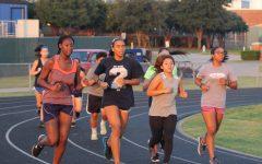 Cross Country Team Runs the Distance