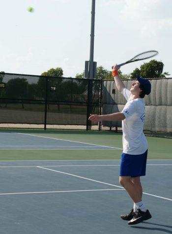 Tennis Serves for Success