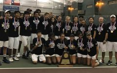 Tennis Wins State