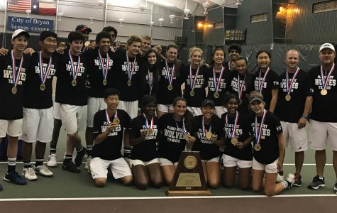 Tennis Wins State