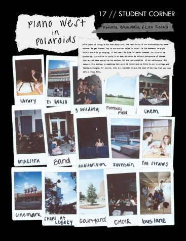 Plano West in Polaroids