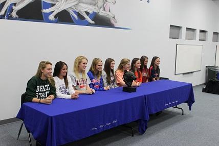 Signing Day: Girls