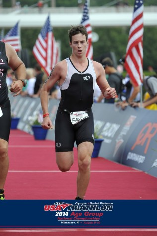 James Welch Triathlon
