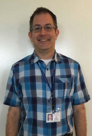 Teacher Feature: Mr. Darracott, AP Art History Teacher