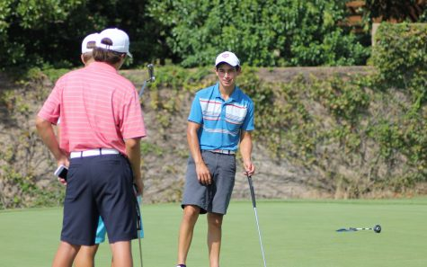 Golf Team Up to Par, Ready to Take the Next Swing