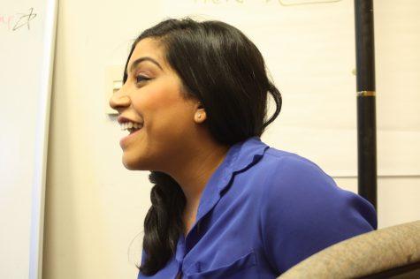 From the Classroom to the Workroom: Alumna Alisha Ebrahimji