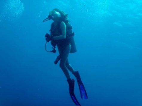 Diving Into New Experiences