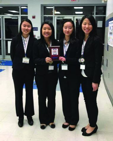 BPA Qualifies For State