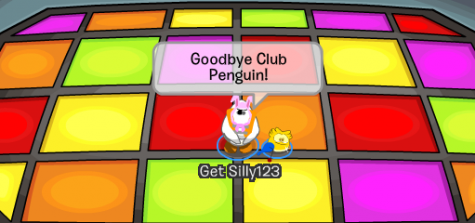 End of Club Penguin