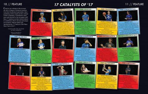 17 Catalysts of '17