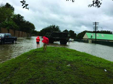 Humanitarians Help Victims of Harvey Heal
