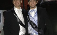 Senior Boys Compete to Win Mr. West