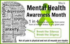 Mental Health Awareness Week at West