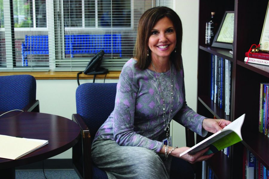 Meet The Leader of the Pack: Janis Williams – The Plano West BluePrints