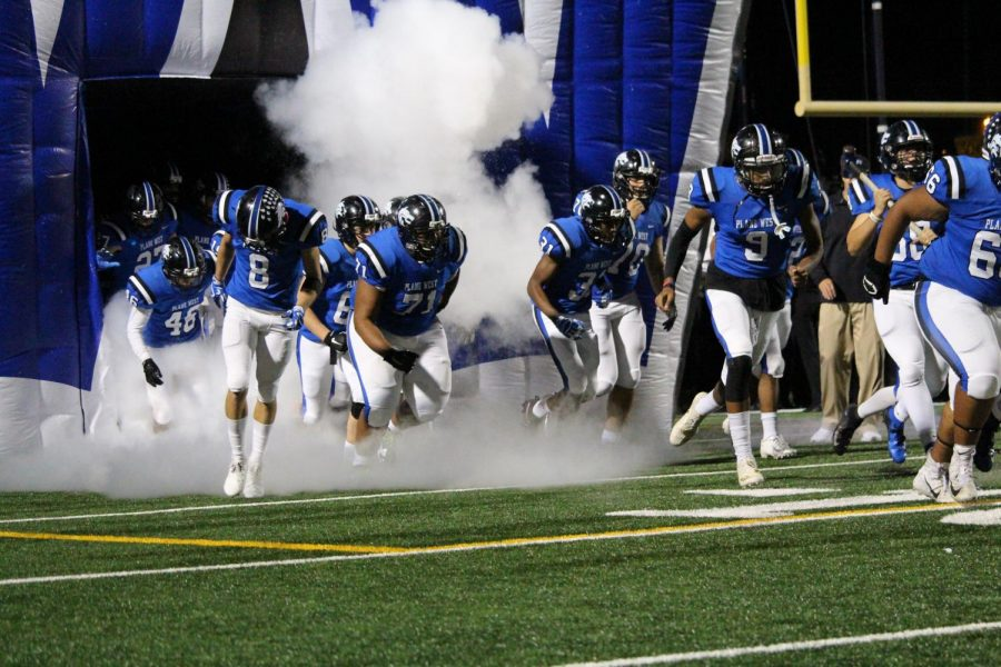 Plano West ends 2018 campaign with 63-7 loss to Allen