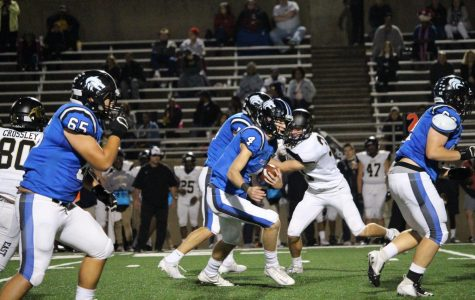 Plano East keeps the Wolves winless, defeats Plano West 51-17 in second to last game of the season