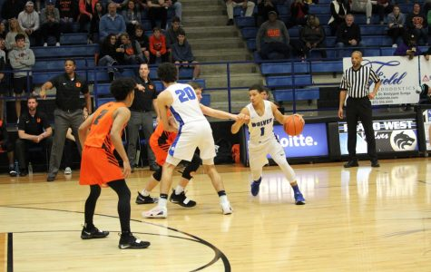Anderson, Minor shine at home as Plano West upsets Rockwall 45-48