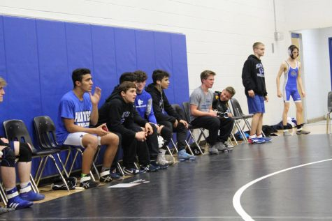 Plano West Varsity Wresting Coming off Stellar Season